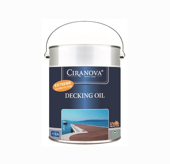 Decking Oil UV