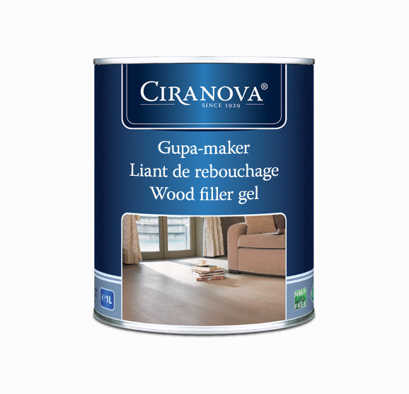 WOOD FILLER GEL